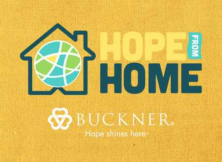 How you can give Hope from Home
