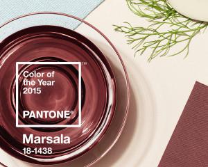 Marsala el color elegido por Pantone para el 2015