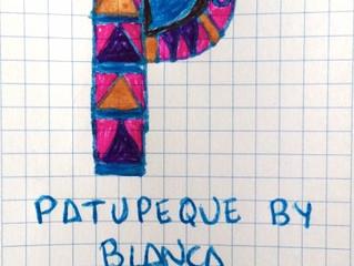 Nace Patupequebyblanca, tejiendo a mano para recién nacidos