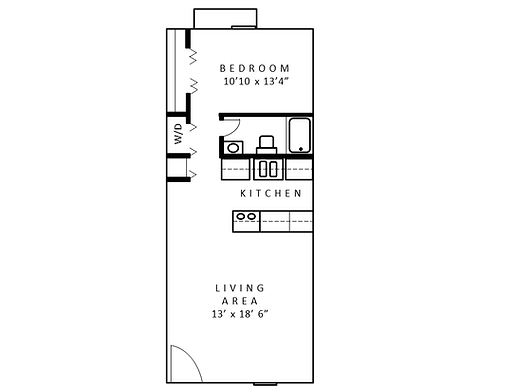 One Bedroom Floorplan.png