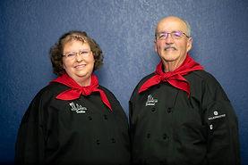 Richard Tettament & Debra Payne