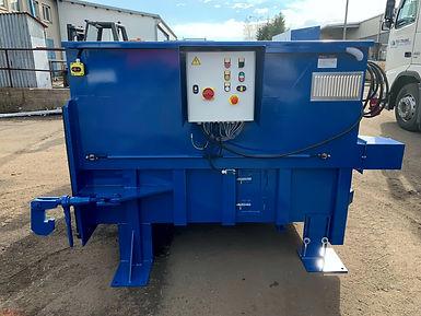Пресс для мусора VSP 380