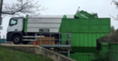 Преимущества автоматической станции перегруза отходов
