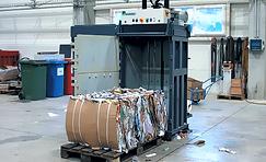 Вертикальный пресс L8-1 высокая производителность