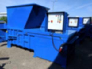 Пресс компактор мусороперегрузочный пресс