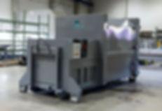 Мобильный компактор для отходов