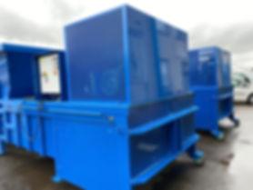 Пресс для мусора VSP 50 MAX LR