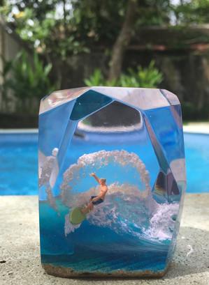 CrystalCube(C.C.) M size  ≒ 4.5cm*4.5cm*4.5cm