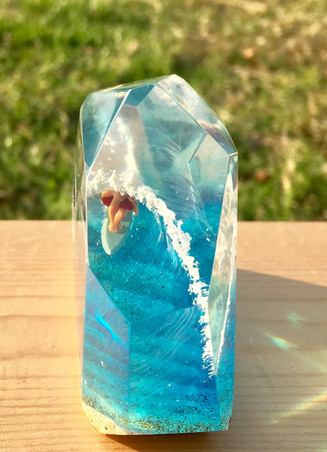 CrystalCube(C.C.) M long size  ≒ 4.5cm*3cm*6cm