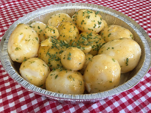 Seasoned Roasted Potatoes (Gluten Free)