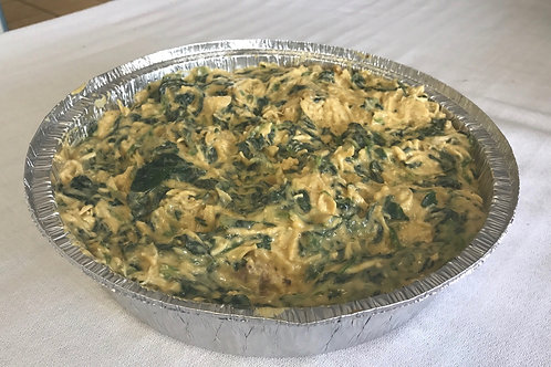 Spinach Chicken Casserole