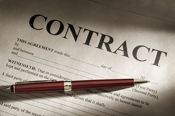Business planning and organizatonal contract