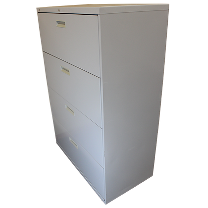 """HON 36"""" 4 Drawer Lateral File"""