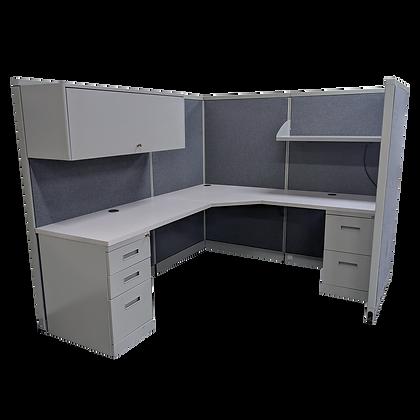 Steelcase Avenir 6x7Workstation