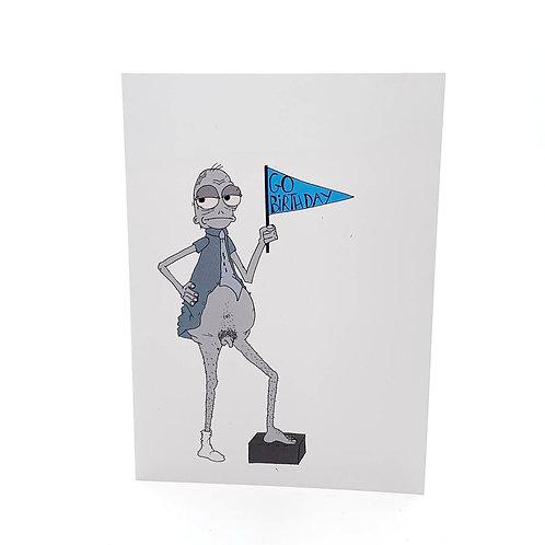 The Eugene Card