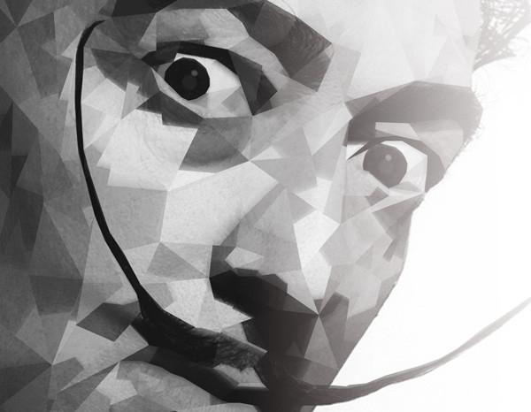 La sieste Flash selon Salvador Dali