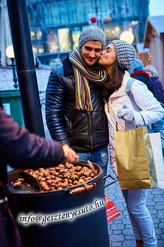 Vörösmarty tér Karácsonyi vásár geszteny