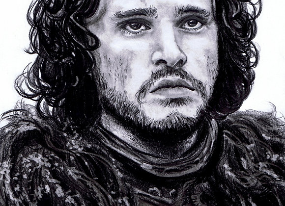 "Kit Harington ""Jon Snow"""