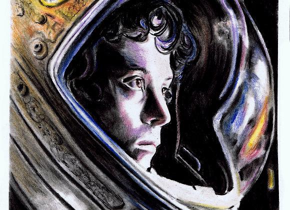 """Ellen Ripley """"Aliens"""""""