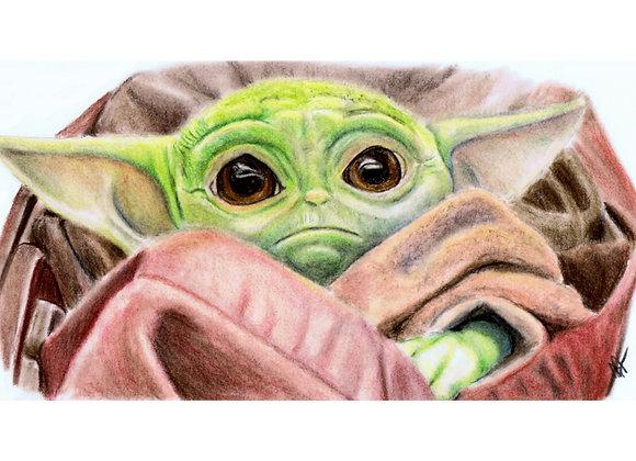 "The Mandalorian ""Baby Yoda"""
