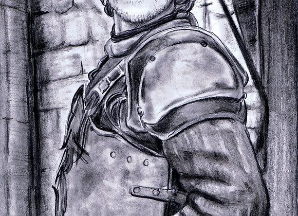 """Alfie Allen """"Theon Greyjoy"""""""