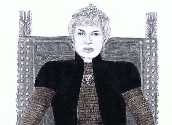 """Lena Headey """"Cersei Lannister"""""""