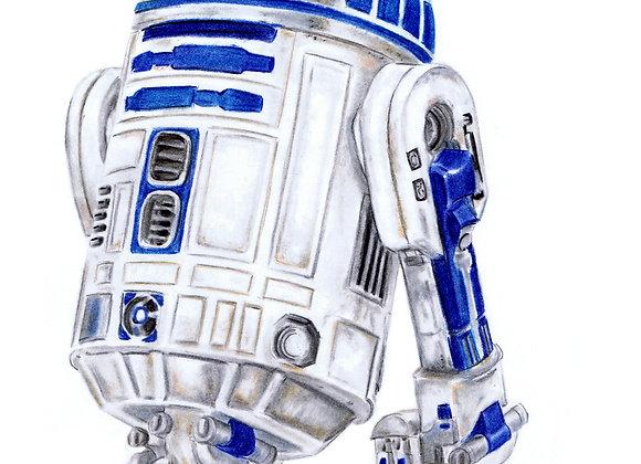 """R2-D2 """"Star Wars"""""""