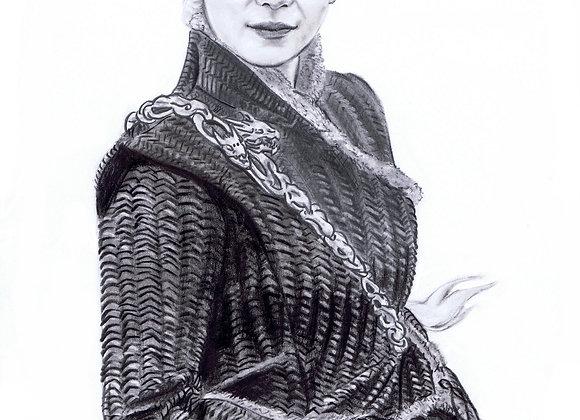 "Emilia Clarke 2 ""Daenerys Targaryen"""