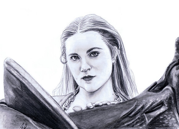 "Evan Rachel Wood ""Dolores"""