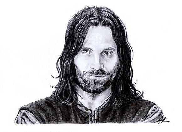 """Viggo Mortensen """"Aragorn"""""""