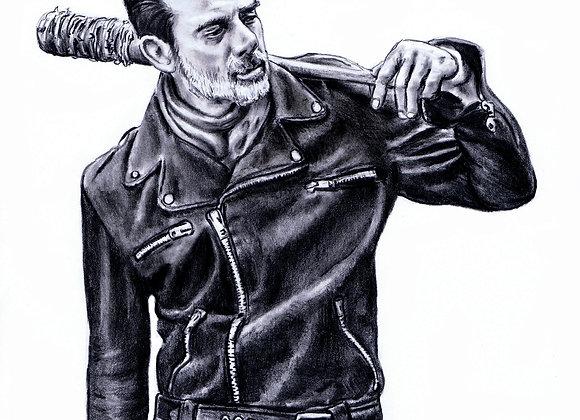 """Jeffrey Dean Morgan """"Negan"""""""