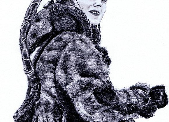 """Rose Leslie """"Ygritte"""""""