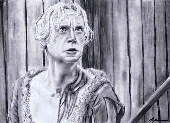 """Gwendoline Christie """"Brienne 3"""""""