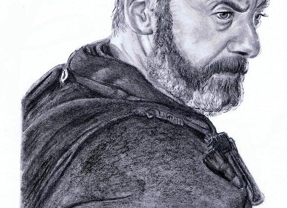 """Liam Cunningham """"Davos Seaworth"""""""