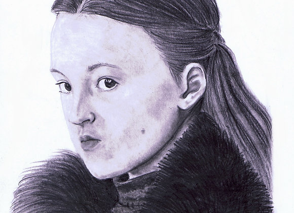 "Bella Ramsey ""Lyanna Mormont"""