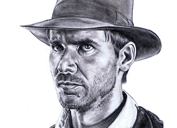 "Harrison Ford ""Indiana Jones"""