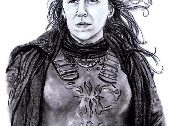 Gemma Whelan, Yara Greyjoy