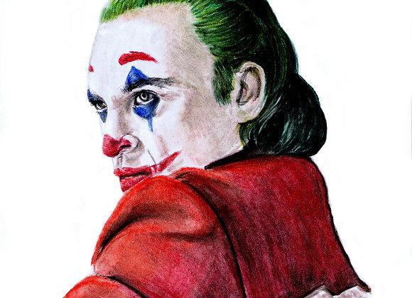 """Joaquin Phoenix """"Joker"""""""