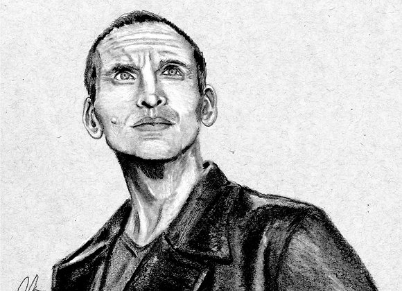 Christopher Eccleston, Doctor Who