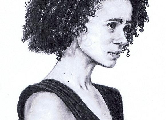 "Nathalie Emmanuel ""Missandei"""
