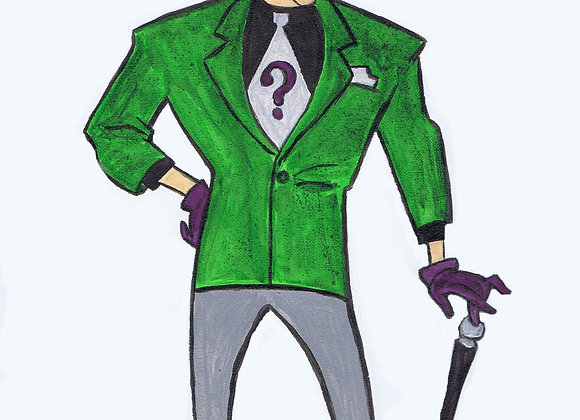 "The Riddler ""Batman the Animated Series"""