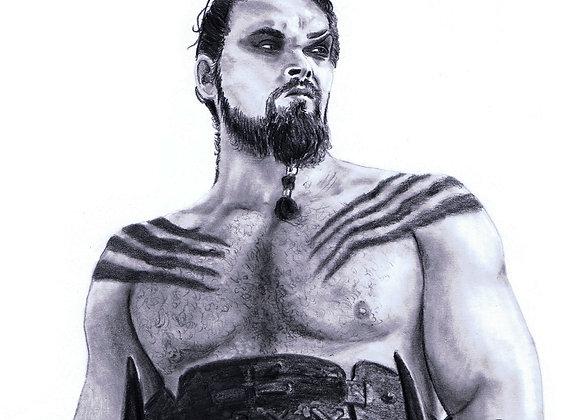 "Jason Momoa ""Khal Drogo"""