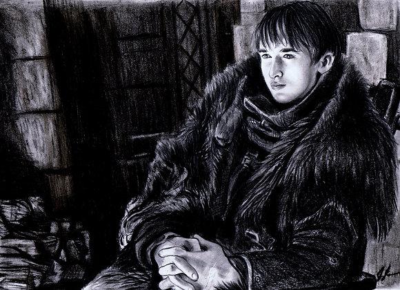 """Isaac Hempstead Wright """"Bran Stark"""""""
