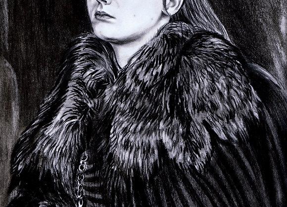 """Sophie Turner """"Sansa Stark 2"""""""