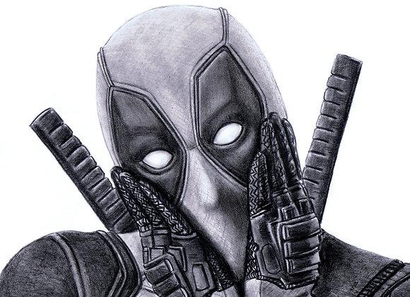 "Ryan Reynolds ""Deadpool"""