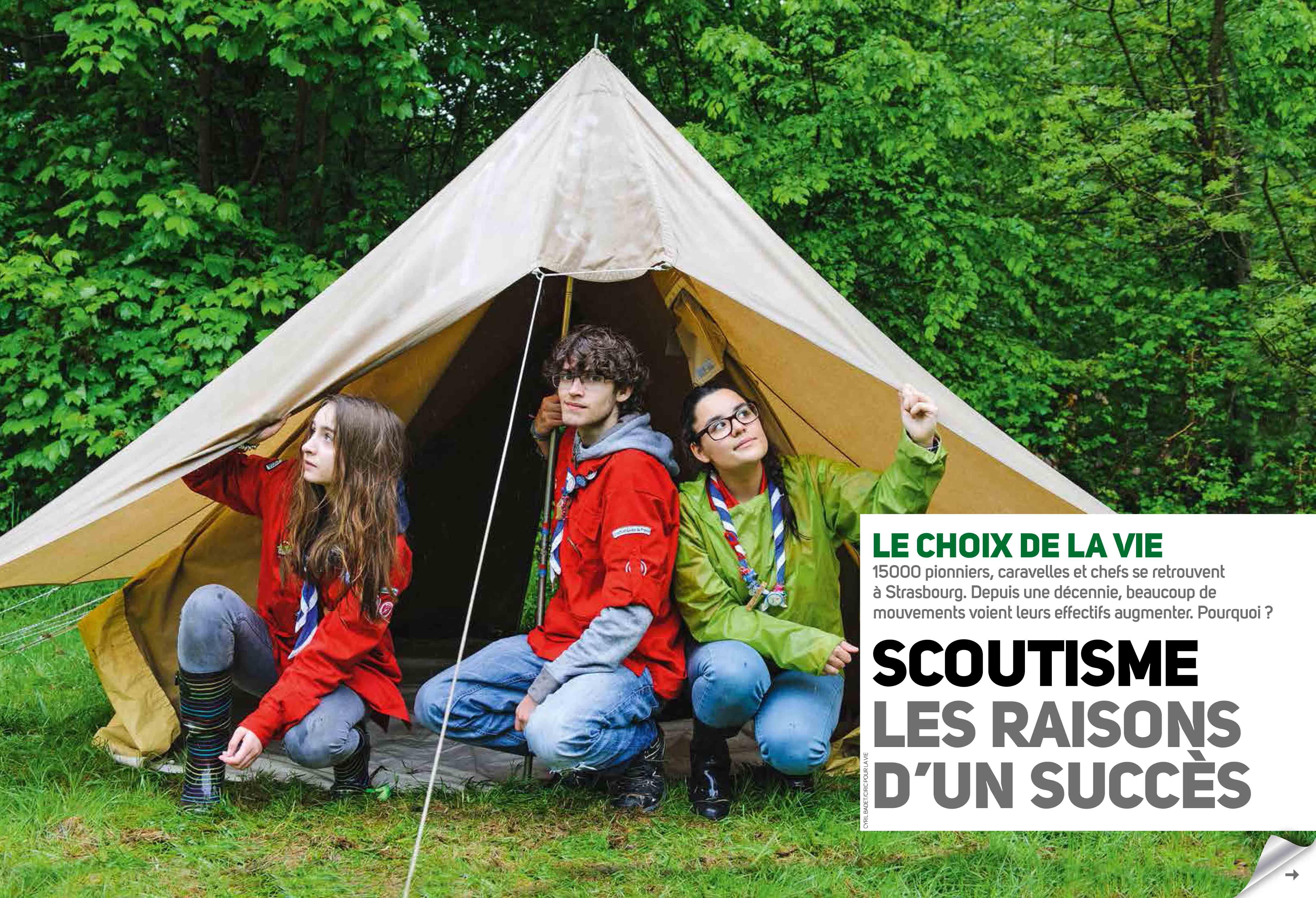LA VIE - Scouts A3646_CDLV