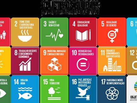 ODS- Objetivos de Desenvolvimento Sustentável