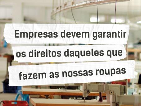 A REVOLUÇÃO NA MODA COMEÇA DENTRO DE NÓS!