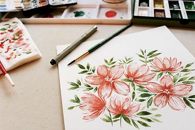 Ботанический Sketch
