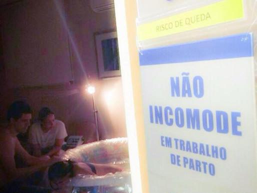 [Relato de parto] Nathalia Machado - Nascimento da Giovanna - Parto Natural Hospitalar